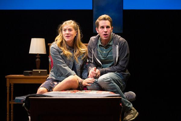 Dear Evan Hansen at Music Box Theatre